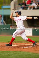Ryan Lavarnway (kenjancef) Tags: baseball redsox pawsox durhambulls pawtucket aaabaseball pawtucketredsox internationalleaguebaseball ryanlavarnway pawsoxbaseball pawtucketredsoxbaseball