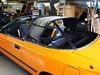 Toyota Celica T16 Cabrio Verdeck Montage os 01