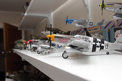 p51 (s4turn17) Tags: corgi lego transformers snoopy planes smurfs matchbox diecasts toyroom