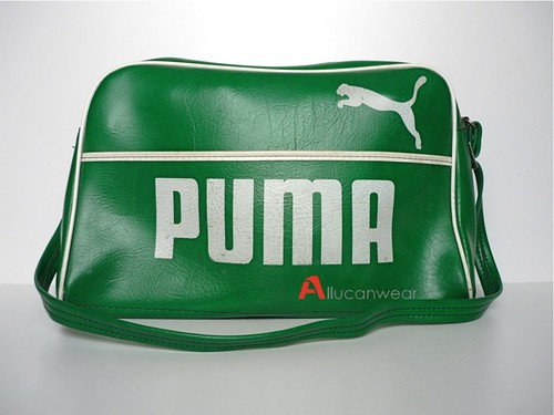 1c850000f8d0 VINTAGE PUMA SPORTS BAG   SHOULDER BAG - a photo on Flickriver