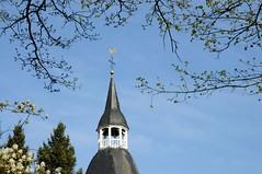 Pfarrkirche in Thuine HS8_4547 (Chironius) Tags: thuine emsland germany deutschland niedersachsen allemagne alemania germania  kirche gegenlicht
