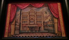 Her Majesty's Theatre (Theen ...) Tags: wall standing play stage wheelchair performance samsung adelaide years 100 shape ovation draped hermajestystheatre angelalansbury jamesearljones drivingmissdaisy theen flickrandroidapp:filter=none