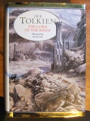 The Lord of the Rings by J. R. R. Tolkien.  Il...