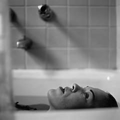 April-Lea_035 (patofoto) Tags: blackandwhite bw woman 6x6 film square kodak trix hasselblad squareformat diafine artisticnude femenine hasselblad203fe