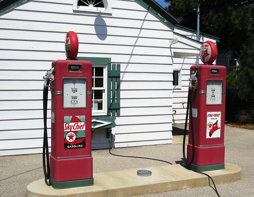 Texaco Pumps