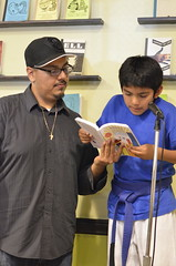 Nothing Touches the Ground, Everything is Free Chapbook Release Party (826LA and The Time Travel Marts) Tags: writing parents echopark elementary middleschool releaseparty highschoolers