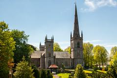 Church of Ireland Parish Church of St. Malachy, Hillsborough. Lisburn
