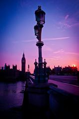 Westminster sunset (HybridDave) Tags: city sunset london tower westminster thames river photography nikon bell bigben lamppost southwark ststephens d90