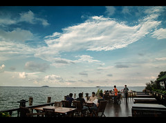Bintan Landscape ! (Sathish Raj) Tags: clouds canon landscape island photography eos singapore mark iii resort 5d sg cloudscape raj sathish bintan agro