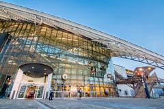(Anko Yeh) Tags: thsr hsinchu    station high speed rail  taiwan high rail