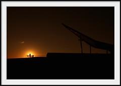 top of the heap (Andrew C Wallace) Tags: mullockheap lineoflode sunset brokenhill nsw australia biglap08