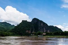 Laos (rflexit) Tags: asia laos pak ou caves travel mekong buddha