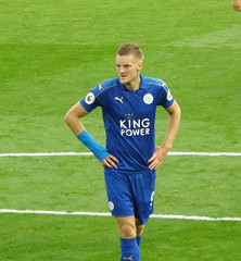 Jamie Vardy (lcfcian1) Tags: liverpool fc leicester city anfield football sport merseyside epl bpl premier league liverpoolfc leicestercity liverpoolvleicester liverpoolvleicestercity lfc lcfc jamievardy