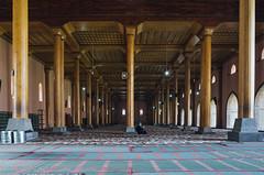 The Hall of the Jama Masjid Srinagar (Shubh M Singh) Tags: ricoh gr srinagar india jammu kashmir columns wood tree trunks chinar wonder