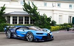Vision GT. (Alex Penfold) Tags: bugatti vision gt blue supercars supercar super car cars autos alex penfold 2016