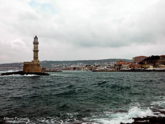 chania lighthouse GR (braziliana13) Tags: lighthouse chania oldport oldtown greece cloudyday nikon greeksea outdoor haniaoldport