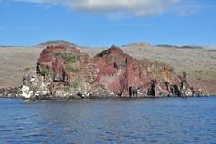 Buccaneer Cove (Ryan Hadley) Tags: rockface cliff seascape landscape nature monserrat buccaneercove santiagoisland islasantiago galapagos galapagosislands galpagos galpagosislands ecuador southamerica pacificocean nationalpark worldheritagesite