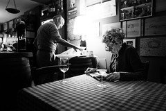 """Osterie Friulane 2106"" my new reportage is online (Giulio Magnifico) Tags: beauty man gorizia 28mm lightning udine dreams osteria wine blackwhite friuli beautiful enoteca drink old powerful italy woman reportage leicaq paper light leica osteriefriulane"