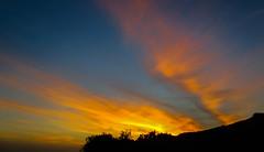Cirrus (sgl0jd) Tags: clouds sunset cirrus yellow orange orme penrhynside penrhyn bay llandudno wales