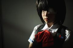Misaki Mei (Gimkim Photo Plus) Tags: sony a99 cosplay portrait anime another misakimei