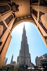 It's all relative (anderswotzke) Tags: burjkhalifa dubai emirates uae unitedarabemirates frame foreground building arabic saudi architecture sun a7rii sony africa