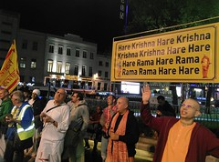 London Saturday Night Harinama Sankirtan - Leicester Square - 24/09/2016 - IMAG3058 (DavidC Photography 2) Tags: 10 soho street london w1d 3dl iskconlondon radhakrishna radha krishna temple hare harekrishna krsna mandir england uk iskcon internationalsocietyforkrishnaconsciousness international society for consciousness maha harinama sankirtan saturday night party chanting dancing singing west end china town leicester square piccadilly circus 24 24th september 2016 autumn