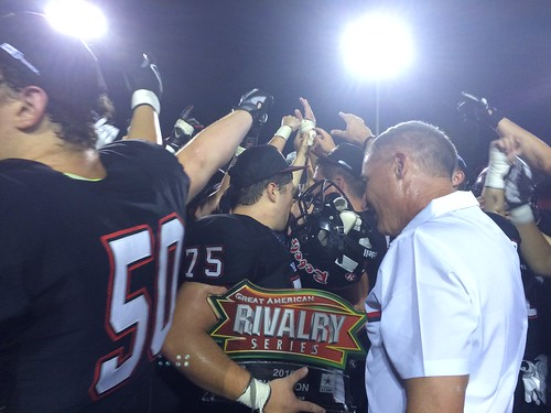 """Maryville vs Alcoa-September 9, 2016-Great American Rivalry Series • <a style=""""font-size:0.8em;"""" href=""""http://www.flickr.com/photos/134567481@N04/29289594110/"""" target=""""_blank"""">View on Flickr</a>"""