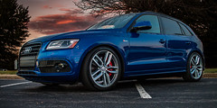 SQ5-3 (_HDMEDIA_) Tags: audi sq5 german suv euro supercharged v6 blue photography low stance