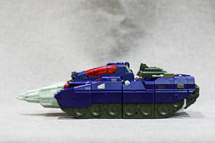 Hypnos Vehicle Mode Side (Lloyd's Photostream) Tags: hades transformers tfc drillhorn hypnos sal50f14