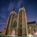Late Night at the Cathedral
