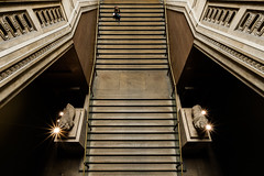 The Star of the Show (Peter Murrell) Tags: britishmuseum stairs staircase architecture starburst london museum