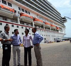 More Ships to Home Port in Montego Bay