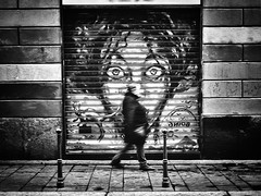 Daily Epiphany (Petricor Photography) Tags: milan milano street photography canonpersonalconnection black white blackandwhite