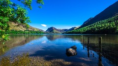 Buttermere (Barry.Turner.Photography) Tags: cumbria lake district uk england sony a65 sigma1020mm buttermere landscape sigma outdoor serene architecture building grass grassland field mountain plant barry turner wide angle