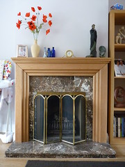 Chris Powell (Mayfair) (Designer Fireplaces) Tags: fireplace hearth oil natural