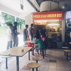 . The hawkers center right by our apartment complex is becoming... (Total TaiTai) Tags: singapore life hawkers food cjsettlinginsingapore