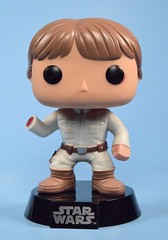 Funko Pop! Luke Skywalker [Bespin Encounter] bobble-head (2016 Galactic Convention Exclusive) (FranMoff) Tags: starwars funkopop lukeskywalker funko bobbleheads bespin bespinencounter bloodystump