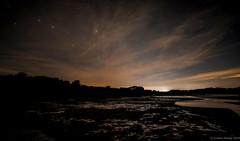 The river Yar.. (Graham Hendey) Tags: plough bigdipper riveryar starshine astro lowlight nightshooters longexposure