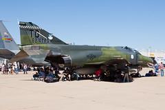 United States Air Force McDonnell Douglas QF-4E Phantom 74-0643 (jbp274) Tags: nkx knkx miramar mcasmiramar airport airplanes airshow display unitedstatesairforce usaf mcdonnelldouglas f4 phantom people military
