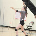 CNHS Varsity Volleyball vs WHS 9-21-2016