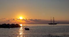 tramonto del sole (Explored 01.10.2016) (fotoerdmann) Tags: lightroom canon700d bluehour landscape sunlight seacapes italia sea outdoor stimmung 2016 fotoerdmann