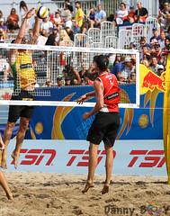 Swatch FIVB Toronto Finals (Danny VB) Tags: fivb swatch beachvolleyball volleyball torontofinals toronto canon 6d summer redbull brazil cerutti alisoncerutti