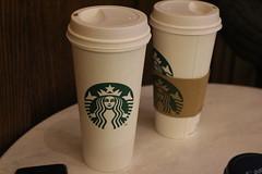 Mates (Mark Brocklehurst) Tags: coffee canon eos march mark starbucks carl 1740mm traffordcentre 2013 650d