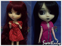 Mimia / Kimberly (SweetLuly) Tags: pullip kimberly rement chill veritas mimia obitsu cancanwig 25cm rewigged fashionfever pullipchill pullipveritas