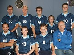 2007 Heren 2 - Tr. Henk Hamhuis