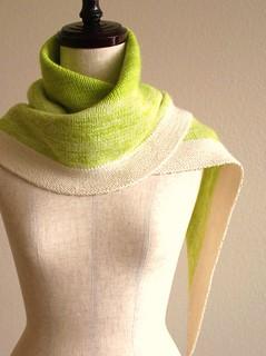 Spring Kerchief pattern by Sachiko Uemura