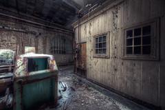 House in House (klickertrigger) Tags: schnee house snow t lost und place im haus inside wars kalt asylum ue noch urbex auch