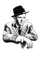 frank7 72px (AaronFacey) Tags: blue portrait music white black detail celebrity art hat illustration pen ink vintage sketch eyes artist cross drawing famous aaron fame voice icon singer draw legend biro sinatra ballpoint hatching vocal franksinatra oldblueeyes facey
