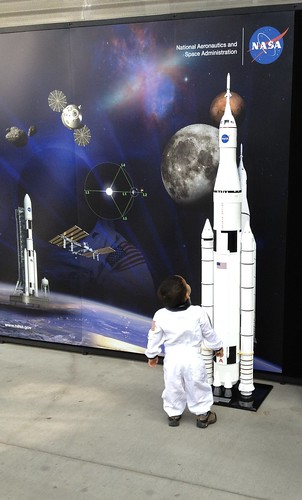 Big Dreams of a Bright Space Future (NASA, Space Launch System, 10/30/12)