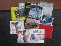 bubble gum records (streamer020nl) Tags: bowie rainbow joel album collection lp record monsters bubblegum chewinggum blondie 1980 1980s hagen sleeve statusquo 33rpm neildiamond direstraits kauwgom jazzsinger littleriverband unbehagen amurol hitpops up5847